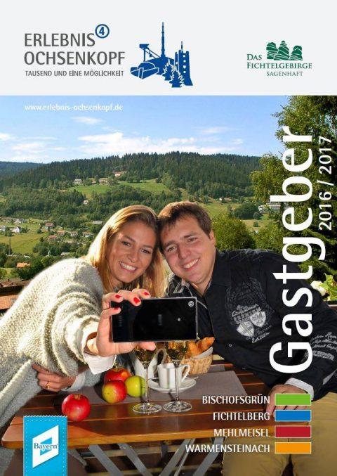 Titelfoto für den Gastgeberkatalog der Erlebnisregion