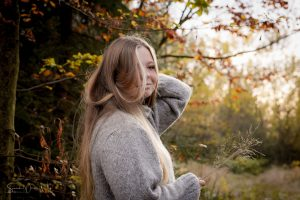 Outdoor Fotoshooting im Wald