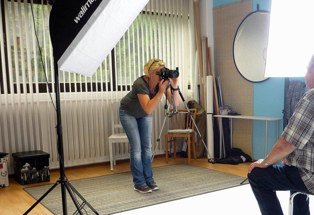 Fotostudio Web Design Stube