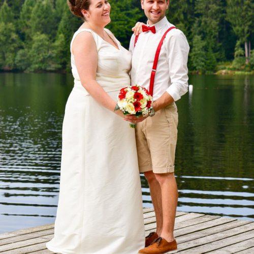 Hochzeit Fichtelsee