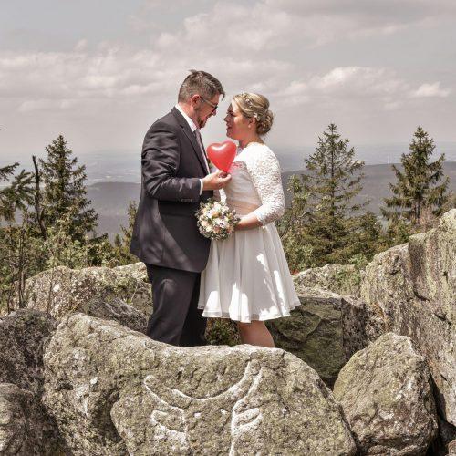 Hochzeit am Ochsenkopf
