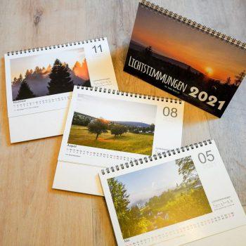 Fichtelgebirge Kalender 2021