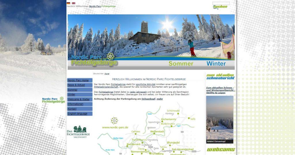 Nordic Parc Fichtelgebirge