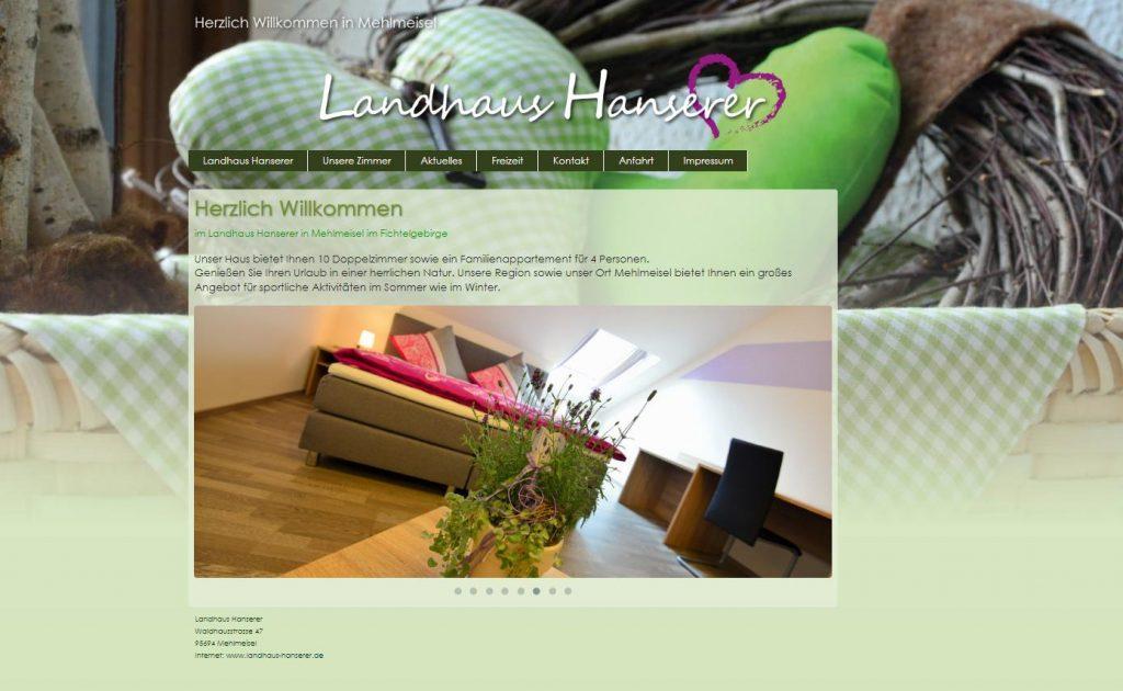 Landhaus Hanserer